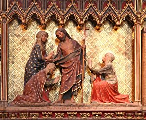 组图:巴黎圣母院建筑与雕塑之美(下)
