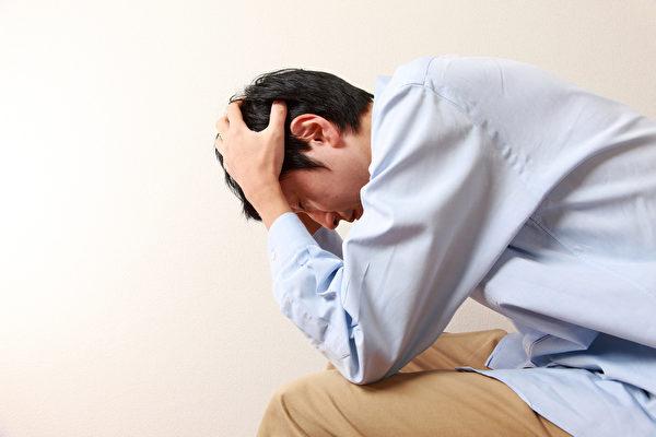 心理压力加上饮食不当,就是引发脑中风的危险方程式。(Shutterstock)