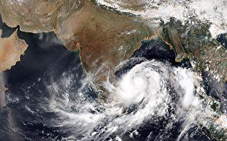 印度将遭近5年最强气旋袭击 撤离80万人