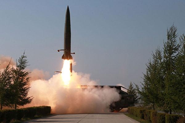 """朝鲜发射导弹 川普:""""非常严肃""""对待"""