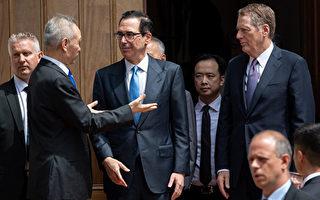 美中達成第一階段貿易協議或拖到明年