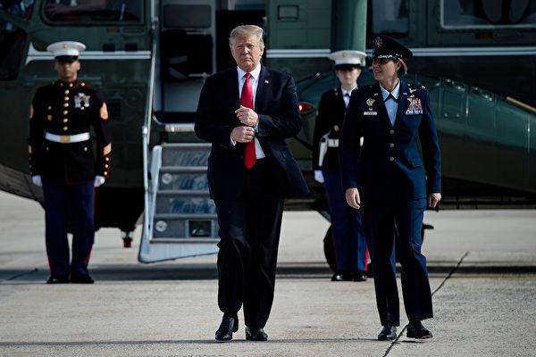 中美貿易戰升級,美國總統川普(特朗普)週四(5月30日)暗示,中方後悔撤回承諾。