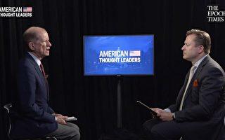英文大紀元專訪:貿易戰背後的生死搏弈