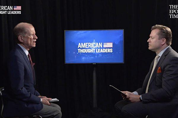 英文大纪元专访:贸易战背后的生死搏弈