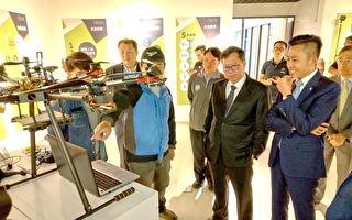 雙城智駕  新竹市長林智堅參訪亞洲矽谷辦公室