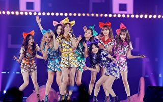 韓國人氣女團少女時代資料照。(環球唱片提供)