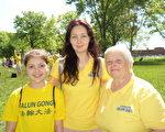 乌克兰祖母:法轮大法让我获得新生