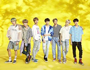 防弹少年团(BTS)将于7月3日发行第10张日文单曲《Lights/Boy With Luv》。(环球音乐提供)