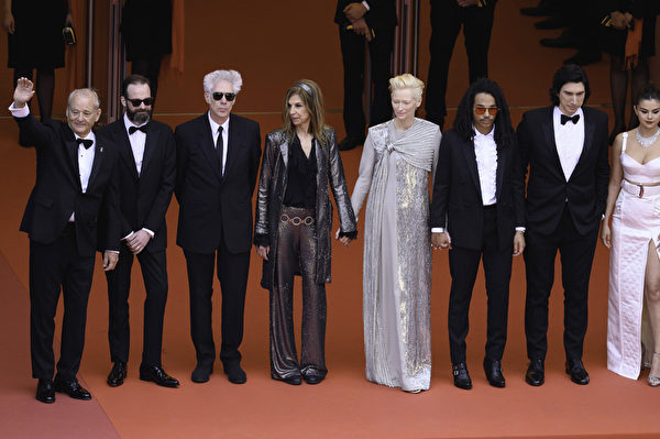 Jim Jarmusch,Festival de Cannes