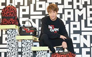 李準基現身「台北101 」 演繹新街頭時尚