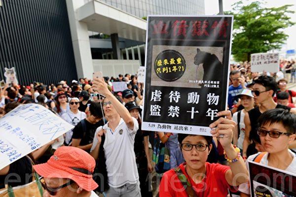 【動物福利法】6000人遊行促立法 鄺俊宇:為動物寫下歷史新一頁