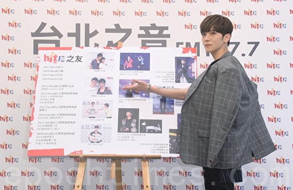 6月「hito大台柱」Bii畢書盡聊新專輯、 近況