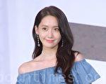 韩国人气女团少女时代成员润娥(允儿)于台北出席代言活动资料照。(黄宗茂/大纪元)