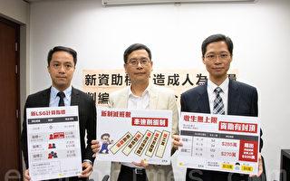 融合教育新資助模式 被指影響香港教育質素