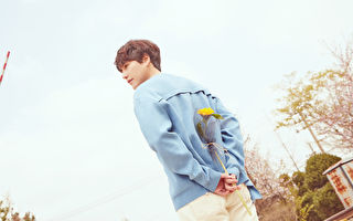 Super Junior成员圭贤退伍后发行单曲专辑《The day we meet again》。(avex taiwan提供)