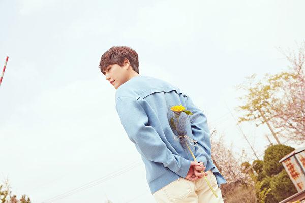 Super Junior成員圭賢退伍後發行單曲專輯《The day we meet again》。(avex taiwan提供)