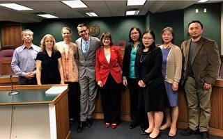美苏里州议会通过谴责中共活摘器官的决议案