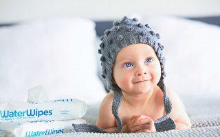 最純淨的嬰兒濕巾WaterWipes