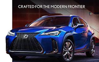 平价小型豪华SUV——Lexus UX200 2019