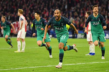 最后1秒绝杀 热刺进欧冠决赛