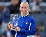 马德里女子网球赛:贝尔腾斯创造荷兰历史