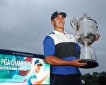PGA高球錦標賽:科普卡衛冕成功