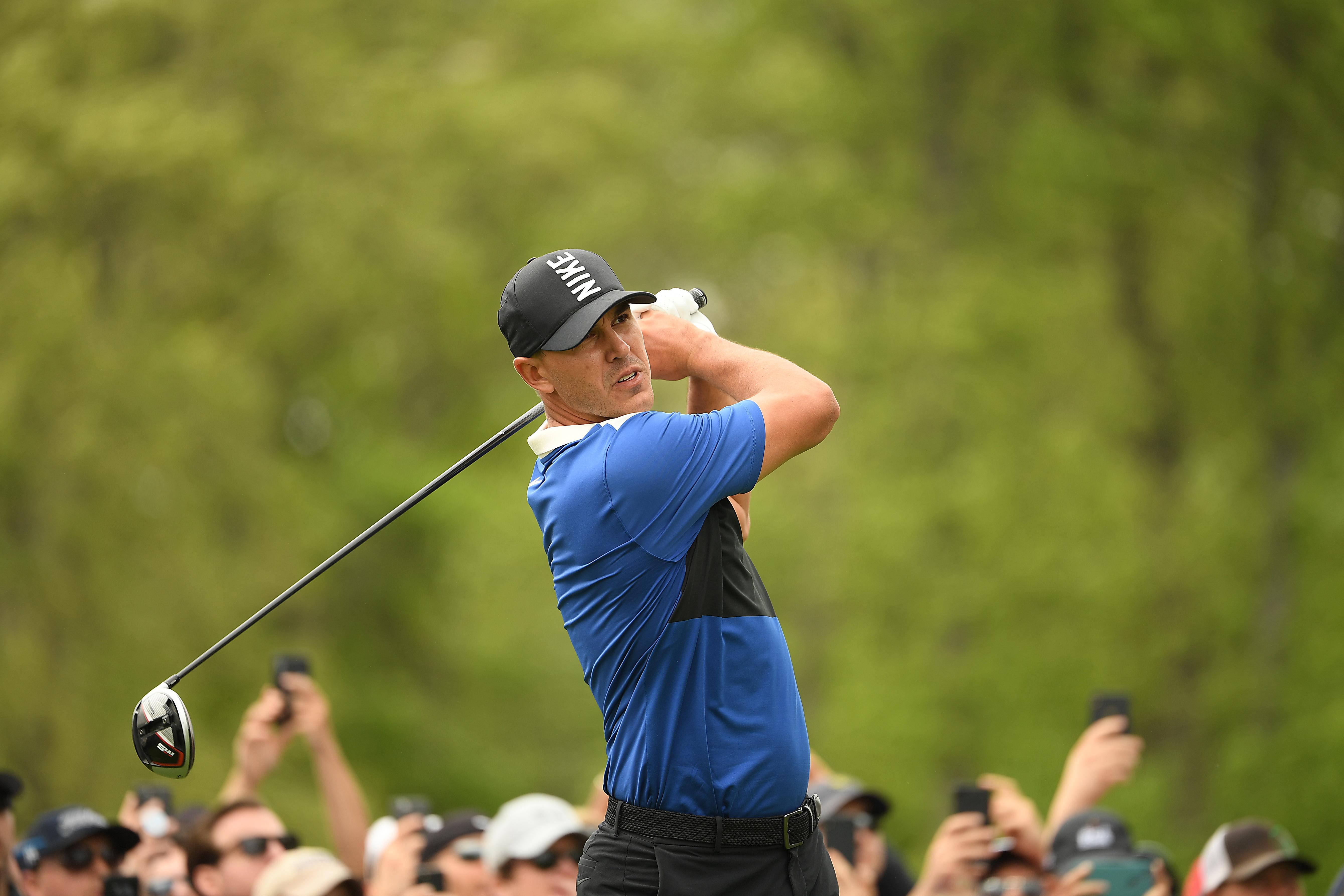 PGA高球锦标赛:科普卡卫冕成功