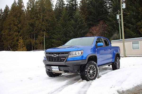 車評:強化越野能力 2019 Chevrolet Colorado ZR2
