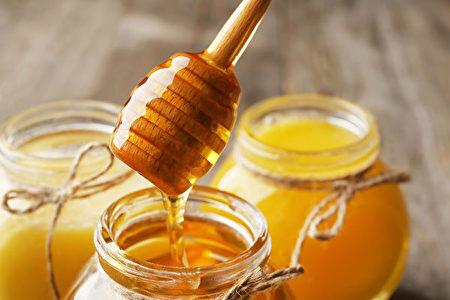 蜂蜜。(Shutterstock)