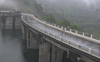 石門水庫六月底前不缺水  梅雨讓蓄水率達82%