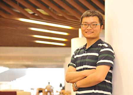 清華大學動機系博士生陳永祥