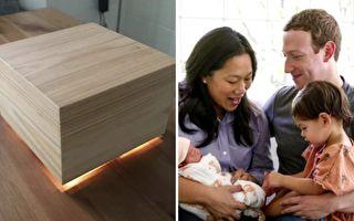 """暖心好老公祖克柏 发明""""睡眠盒""""助妻一夜好眠"""