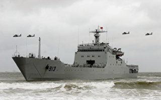 中共海軍不敢說的海難事故