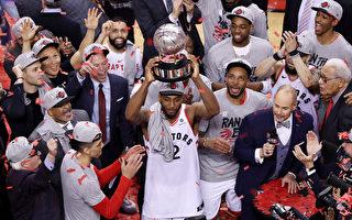 NBA:猛龙淘汰雄鹿 队史首次晋级总决赛