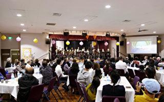 悉尼帕拉馬塔市長向法輪功團體頒褒獎令
