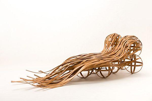 Flow (Cheng-Tsung Feng & Kao-Ming Chen) Bamboo. Yii(文化部駐法國台灣文化中心提供)