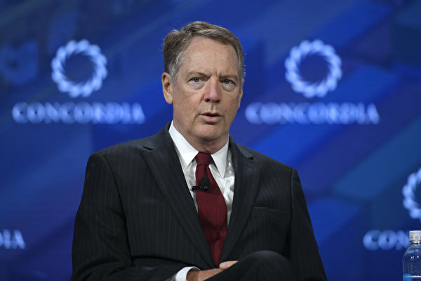 多位觀察人士稱,美國貿易代表羅伯特・萊特希澤(Robert Lighthizer,如圖)是美國與中方談判的最佳人選,因為他具有磐石般意地,絕不會輕易妥協。