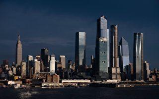 """组图:美摄影师俯拍纽约 呈现""""隐藏城市"""""""