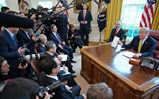 川普决定加税 中共被震晕 现五种异常反应