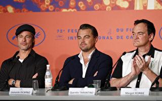 《好莱坞往事》戛纳首映 昆汀求观众别剧透
