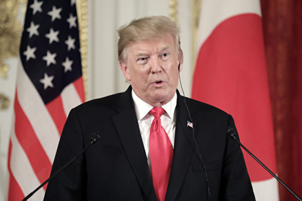 美國總統川普(特朗普)週一在日本表示,關稅措施已促使外商自中國大陸撤離,將促成北京重新坐上談判桌。