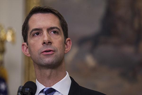 美参议员:两次空袭即可打败伊朗