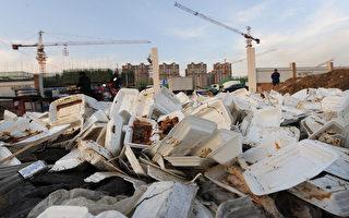 一年200万吨外卖垃圾 中国被塑料围城
