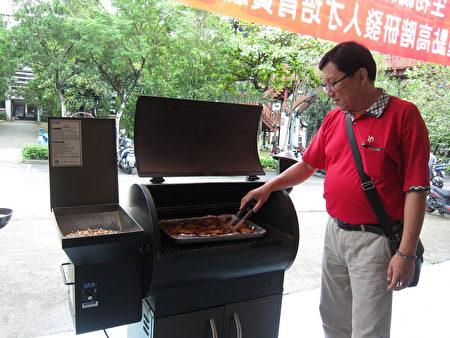 生質顆粒也可以用於烤肉取代木炭。