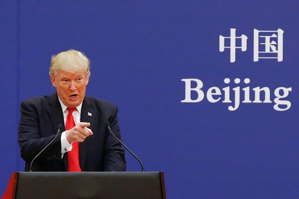 """北京再高调""""抗美"""" 危机加速"""