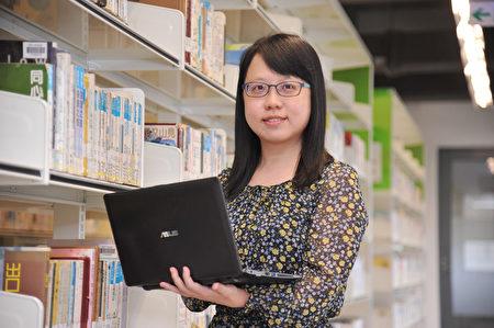 清華大學中文系博士生林佩珊