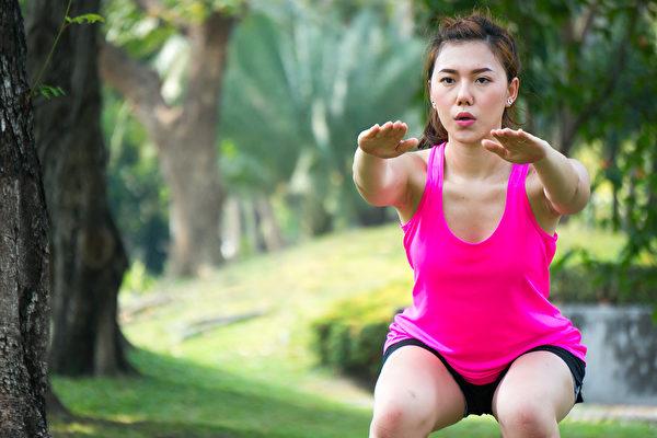 有氧运动、无氧运动有何区别、怎样搭配减肥效果更好?(Shutterstock)