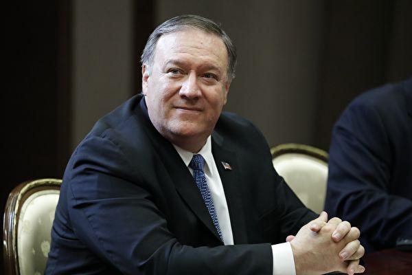蓬佩奥:期待在UN大会完成美日贸易协议