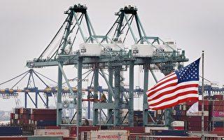 美媒分析,美中貿易戰不僅拉起美國人的民族自豪感,甚至是他們的愛國主義,讓美方能在談判中成功地與中國建立競爭優勢。(Mark Ralston/AFP/Getty Images)