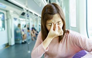 阵发性无头痛的单眼视力丧失,可能是视网膜型偏头痛。(Shutterstock)